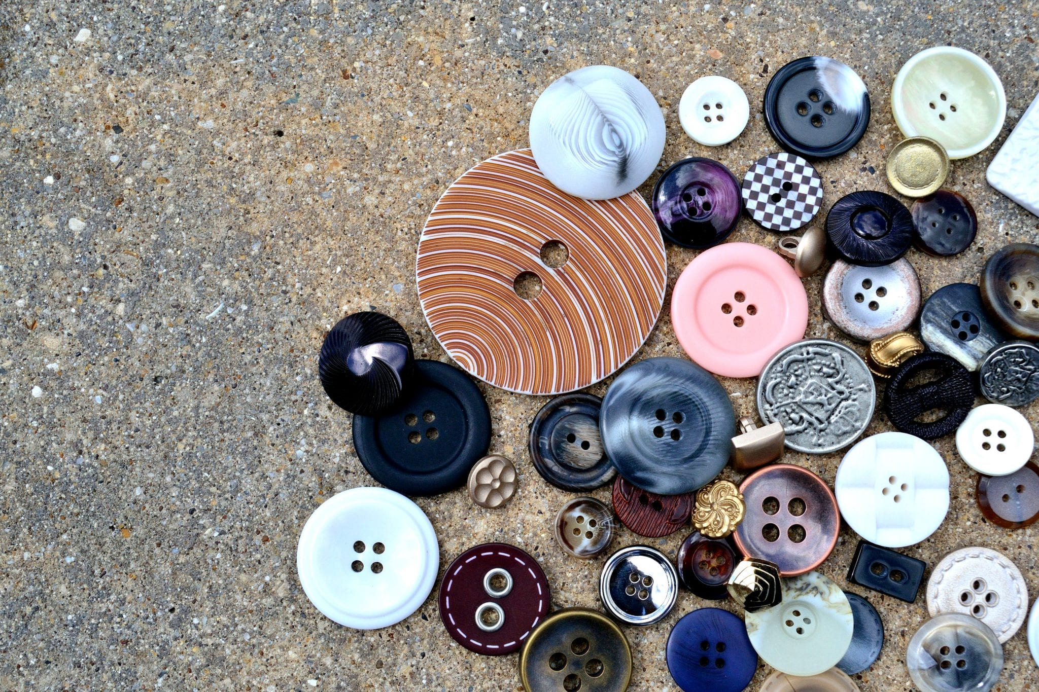 BUTTONS FOR ALL