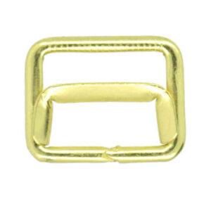 gold waistcoat slider buckle