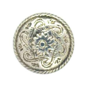 antique silver decorative buttons