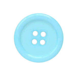 Baby blue rim buttons
