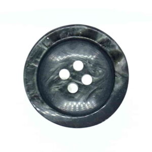 Grey Pearlescent coat button