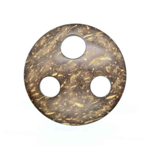 Coconut Shell buckle